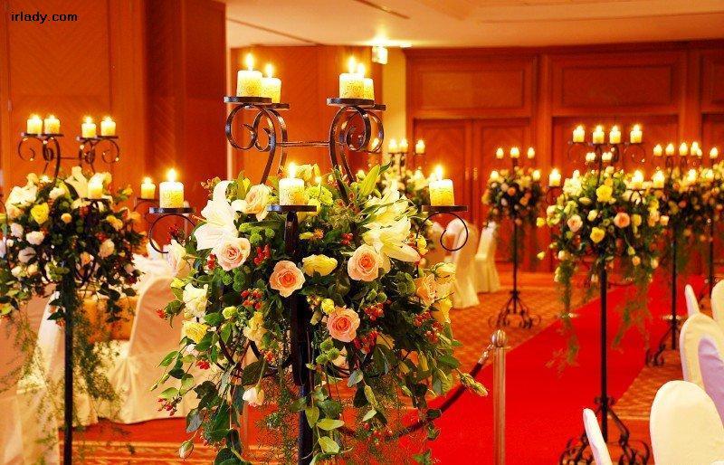 تزیین و دیزاین تالار شیك  http://jojoman.mihanblog.com