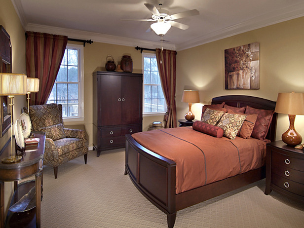 HGTV Master Bedrooms Decorating Ideas