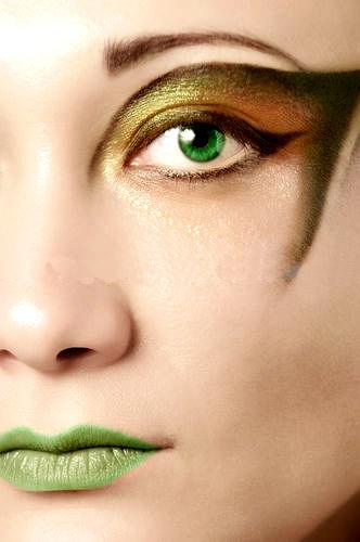 آرایش ، ارایش صورت و مو ، آرایش زیبا ، آرایش 2009 ، www.maxmodel.mihanblog.com